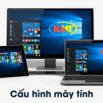 Tìm hiểu về cấu hình máy tính – Laptop