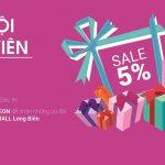 Tổng hợp tất cả các khuyến mại tại Aeon Mall