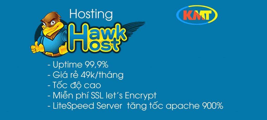 Review hosting hawkhost