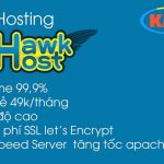 Review hosting hawkhost
