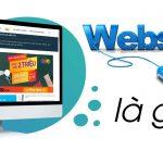 Website là gì? những khái niệm cơ bản nhất về thiết kế website?